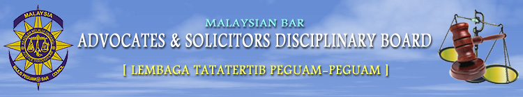 Advocates & Solicitors Disciplinary Board